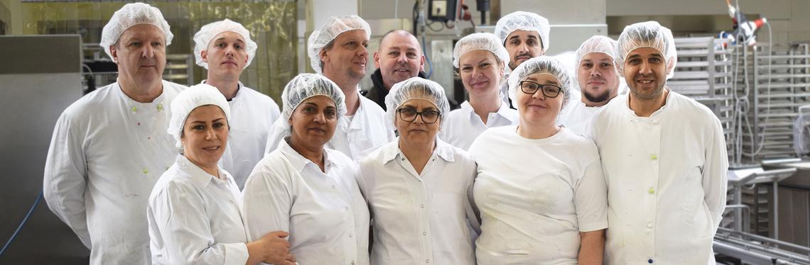 Mitarbeiter Küche
