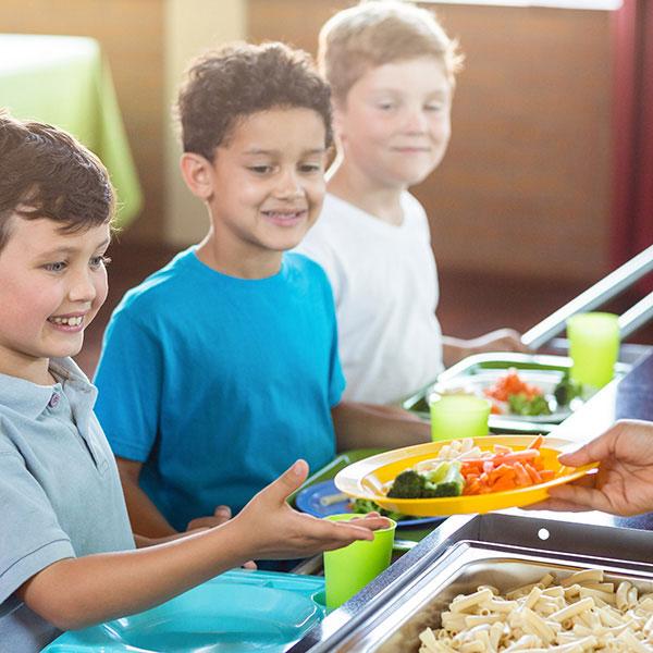 Kindergarten Schule Essen